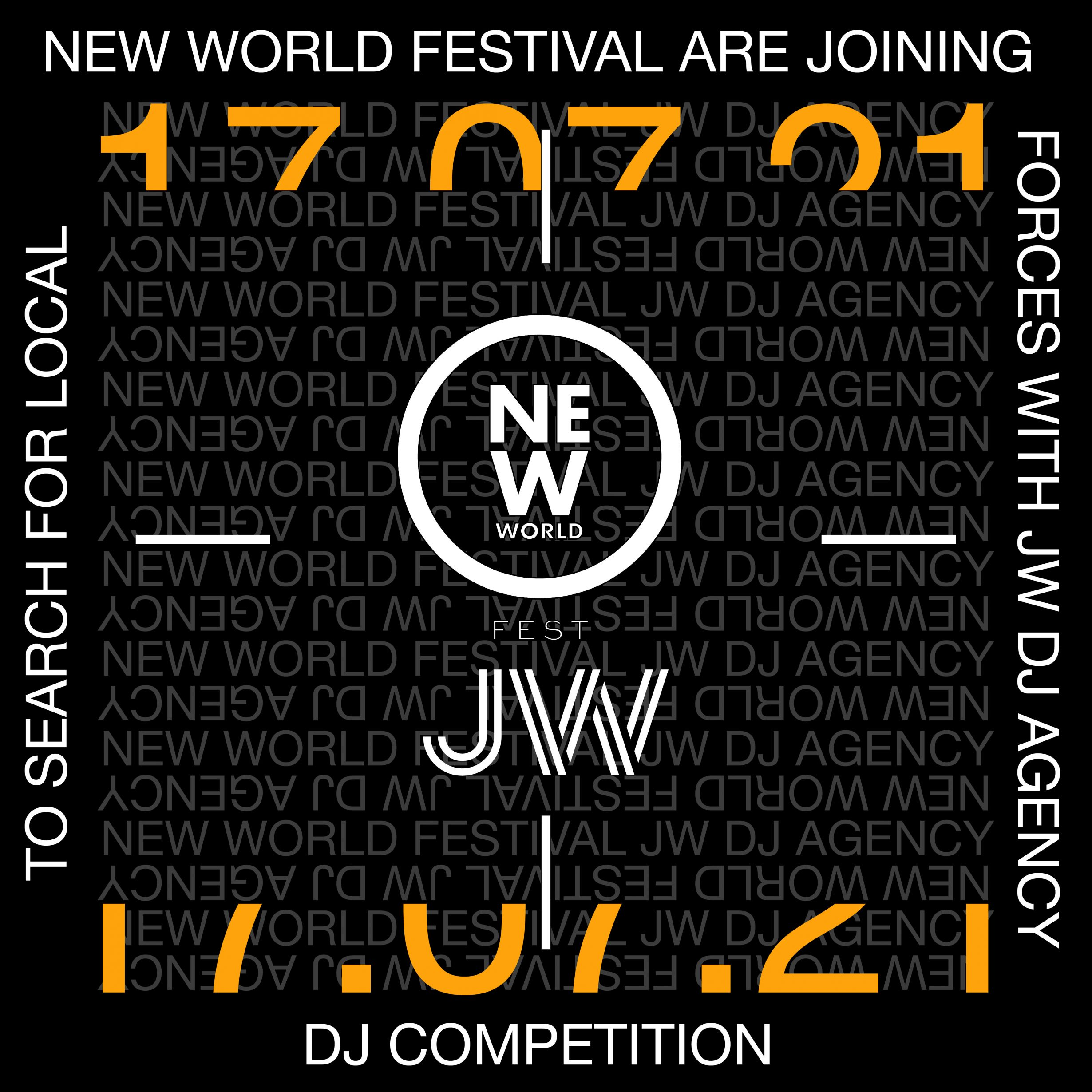 New World Festival Competition Entry Information